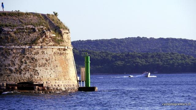 La forteresse St Nicolas