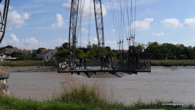 Le pont transbordeur