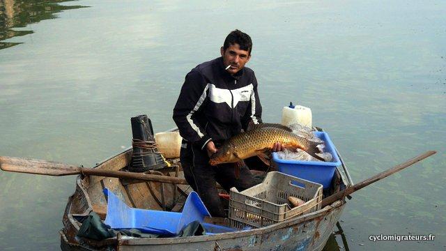 Belle pêche, faibles revenus