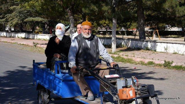 En route pour Kurdan Bayran
