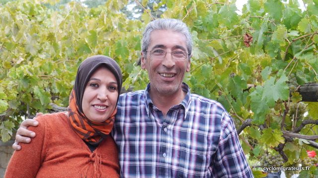 Naim le turc et Hassna la marocaine
