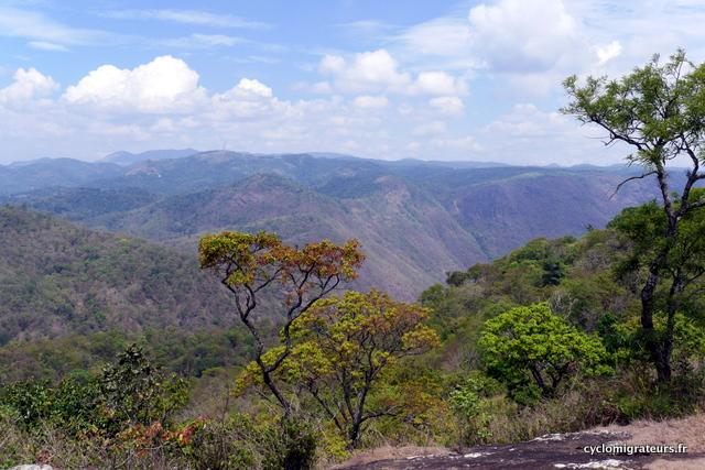 Vue de la montagne