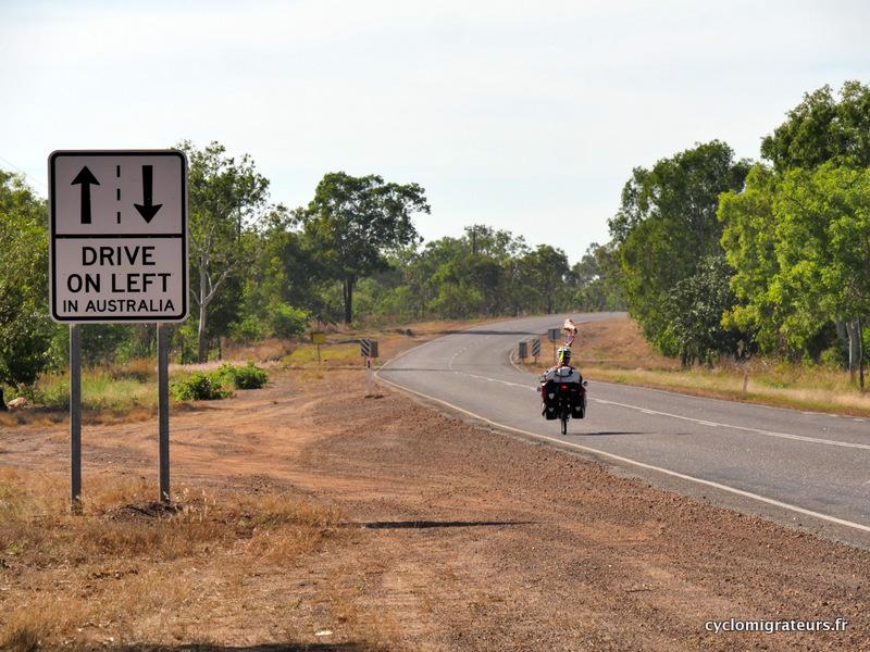 Conduisez à gauche !