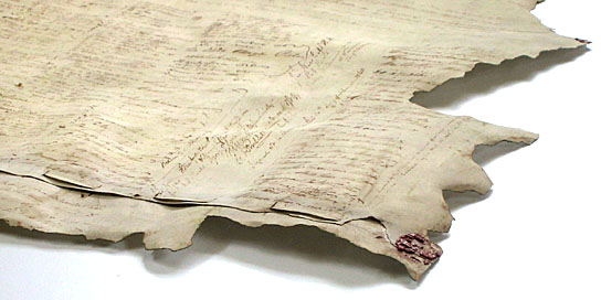 pièce du Traité de Watangi